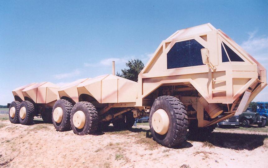 6x10 Truck
