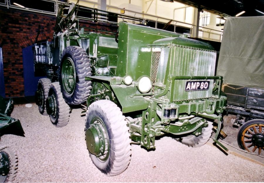 AEC 6x6 Model 850