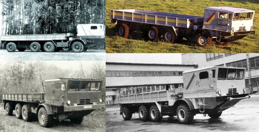 BAZ-135MBL, 8x8, 1991