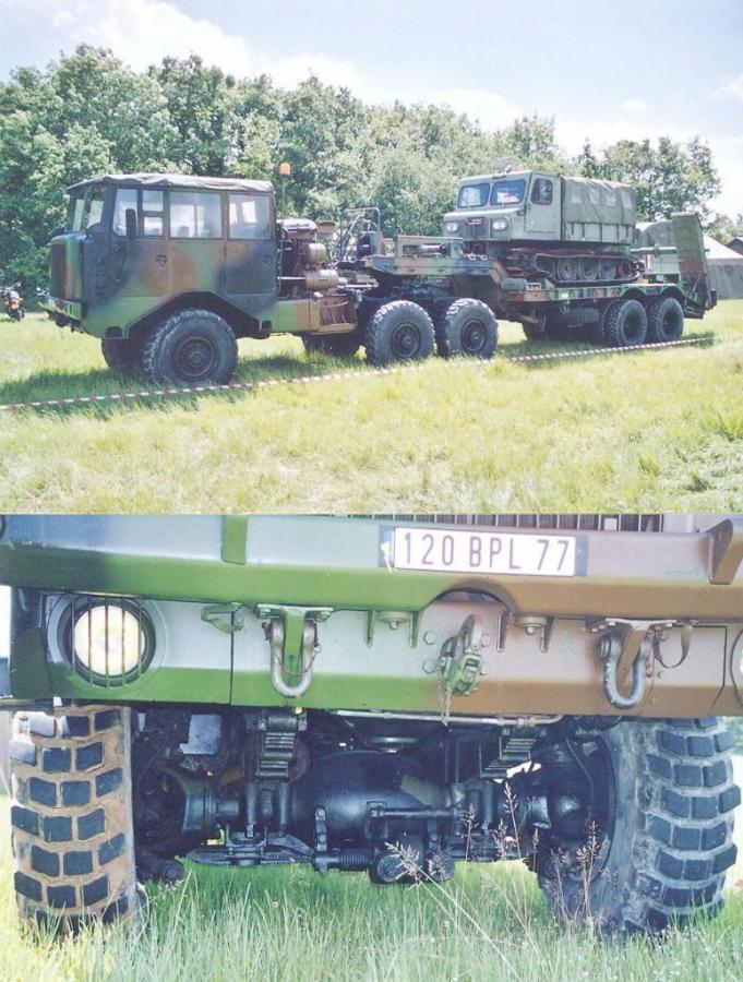 Berliet TBU 15 6x6