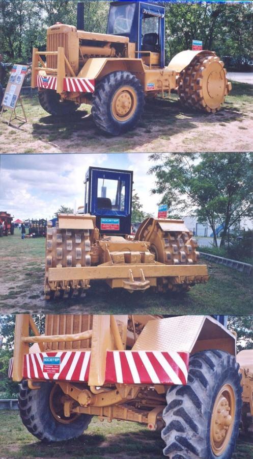 Caterpillar DW 20 Tractor