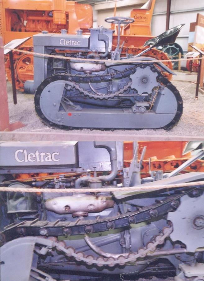 Cletrac Model F