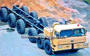 12x12 GW2900 Super heavy duty truck