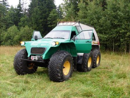 ATV Lytvyn of Litvina