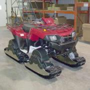 ATV Tracks Giant for Kawasaki Brute Force 750