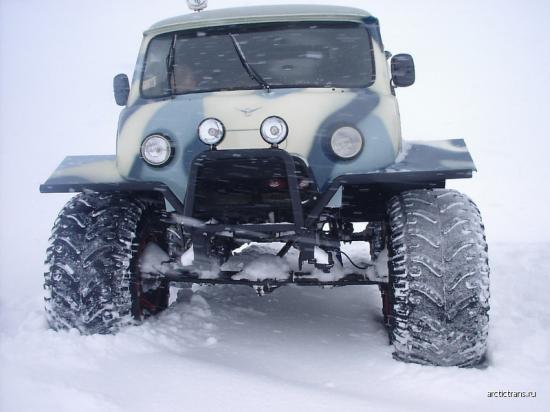 Arktiktrans 4x4
