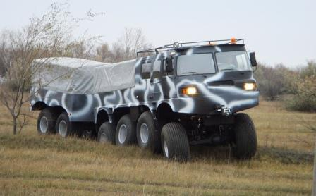 Bear 8x8 ATV