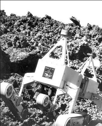 Bendix SLRV Robot