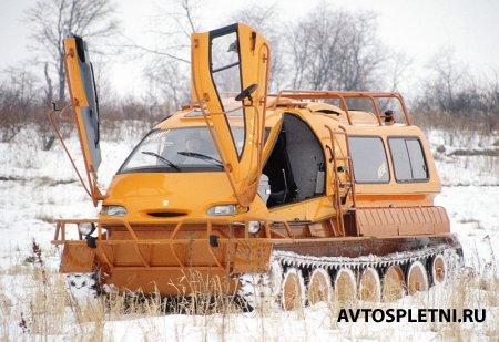 GAZ 34039K Irbis