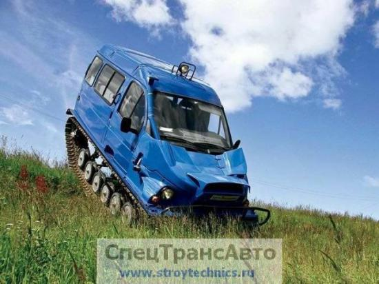 GAZ 3409 Beaver