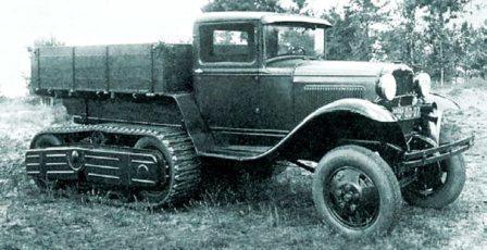 GAZ-60, 1938