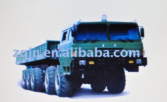 Howo 10x10 Truck