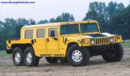 Hummer H1 6x6