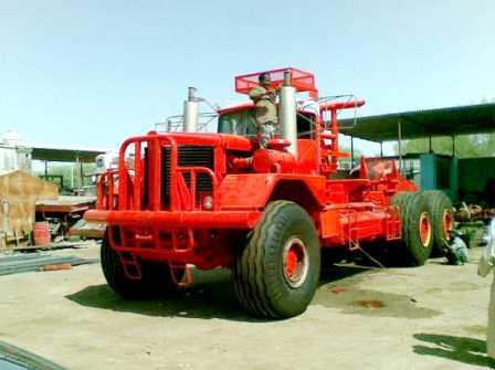 Kenworth 953, first appeared in 1958