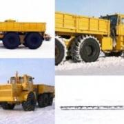 Kirovets K-701  6x6