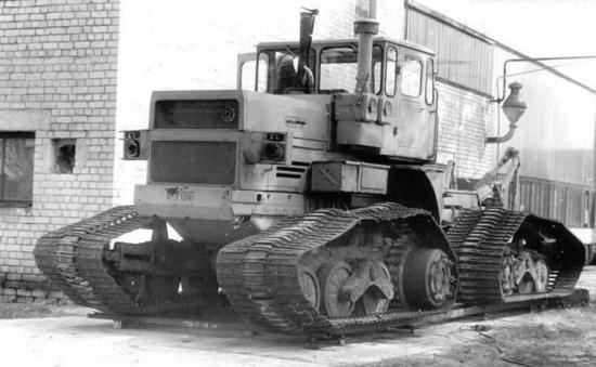 Kirovets k-701b