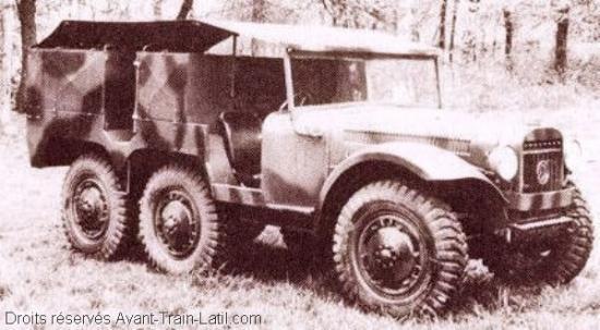 Latil M7Z1 6x6