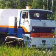 Mobile Power AEP-102 of  Universalmash