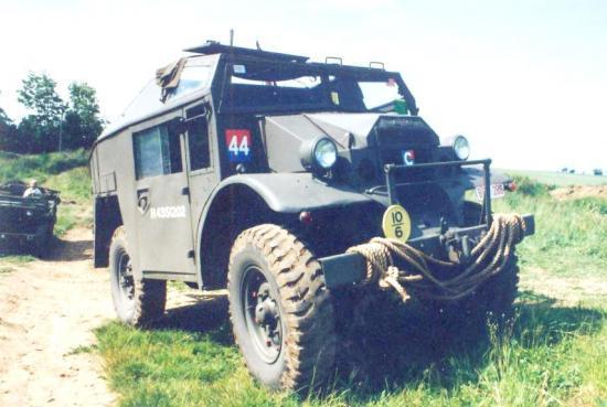 Morris C8 Quad