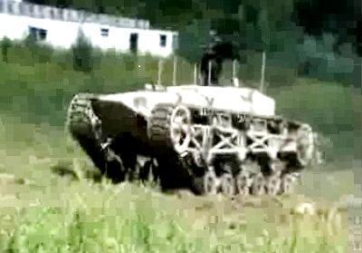 Ripsaw EV-1