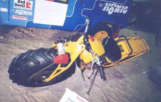 Rokon Motorcycle