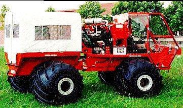 Rolligon 4460 4x4