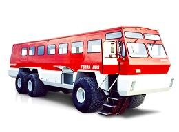 Terra Bus Antartic Foremost