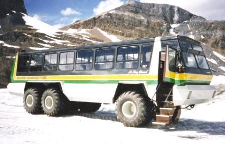 Terra Bus Foremost