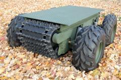 Spartan 2 Wheeled mobile robot