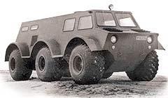 Zil 136 1957 6x6