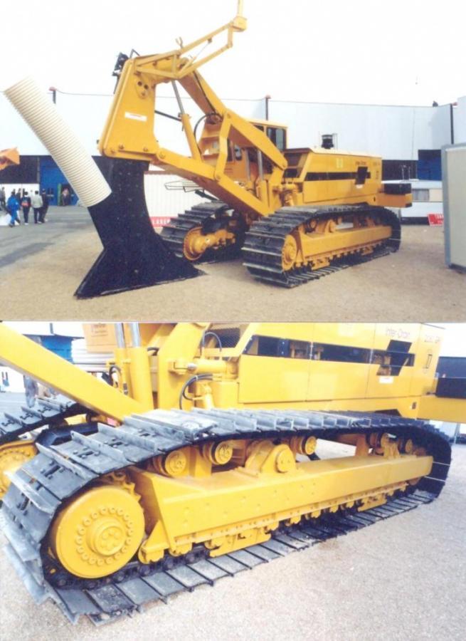 Inter-Drain Plow