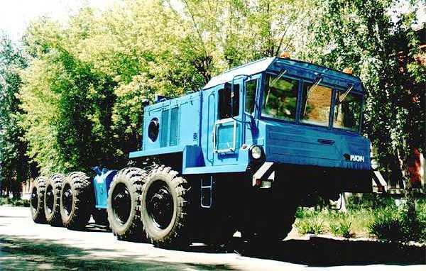 KZKT-Rusich 8014, 10x10