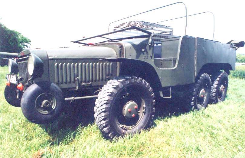Laffly W 15 T 6x6