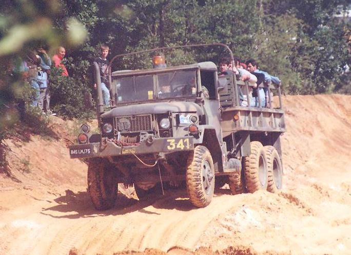 M 35 6x6 truck