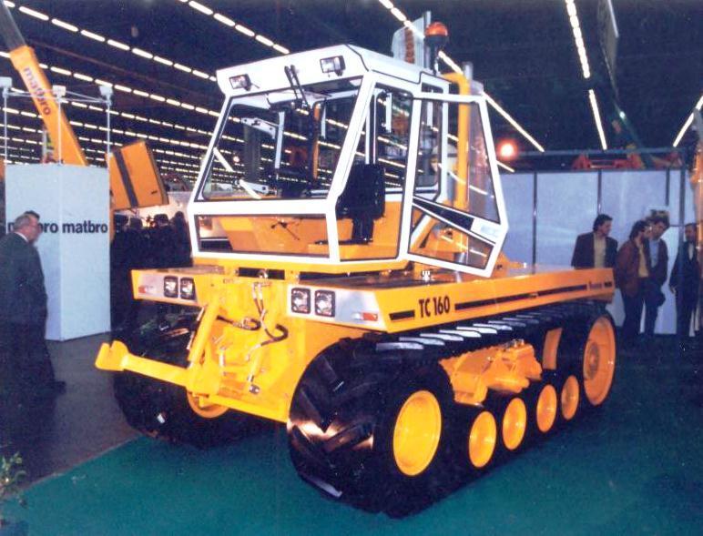 Matbro TC 160