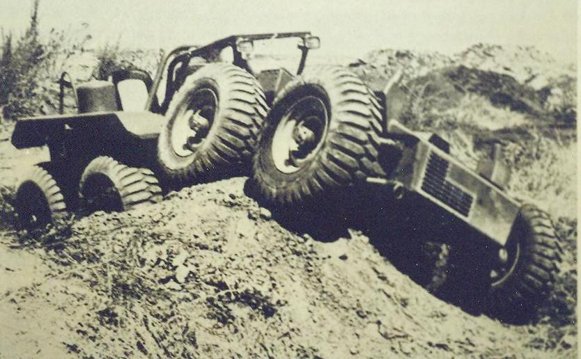 Twister 8x8 of Lockheed