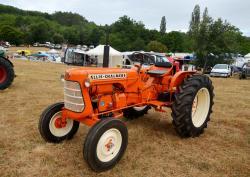 11 allis chalmer tractor
