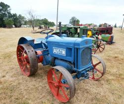 13 austin tractor
