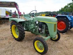 14 bautz tractor