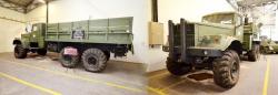 15 kraz 255b 6x6 truck 1968 1