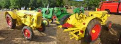 16 centaur tractor