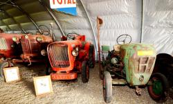 17 ih arnoux and holder tractors