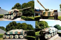 19 hetzer tank destroyer l