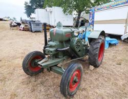 20 keable tractor
