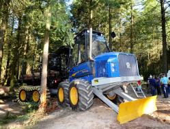 2014 06 21 098a rottne f13 forwarder