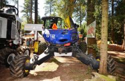 2014 06 21 279a kaiser s2 4x4 allroad walking excavator