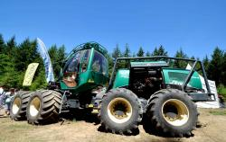 2014 06 21 576a silvatec 5280 th harvester