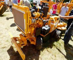 2014 06 21 587a model 2550xp self propelled stump grinders of bandit