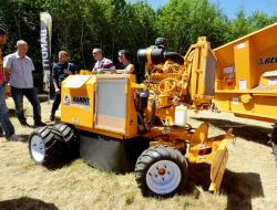 2014 06 21 589a model 2550xp self propelled stump grinders of bandit