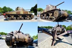 21 sherman tank l
